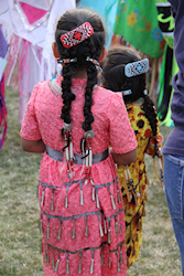 The children dance last and again the crowds are circling in and I am just able to snap this for you to see before they block my view for ever.  There is such pride and history within the Native American culture and this 4th of July I will be in thanks for them sharing this culture with me and the thousands who attended.
